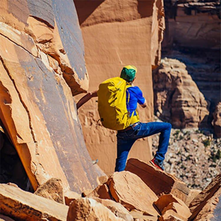 Lowe Alpine Climbing