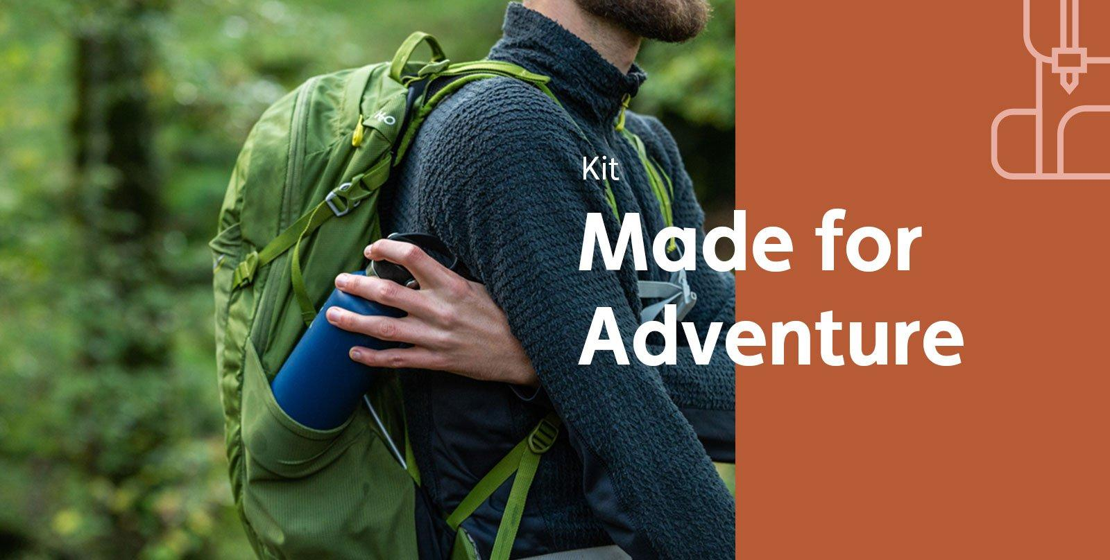 Kit Made for Adventure