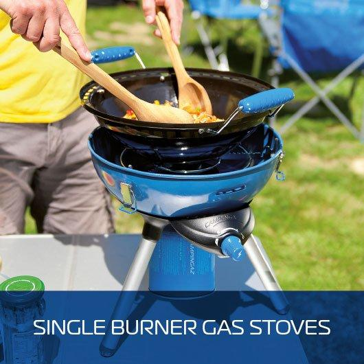 Campingaz Single Burner Gas Stoves