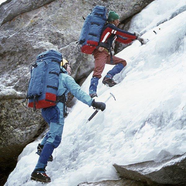 Lowe Brothers Ice Climbing