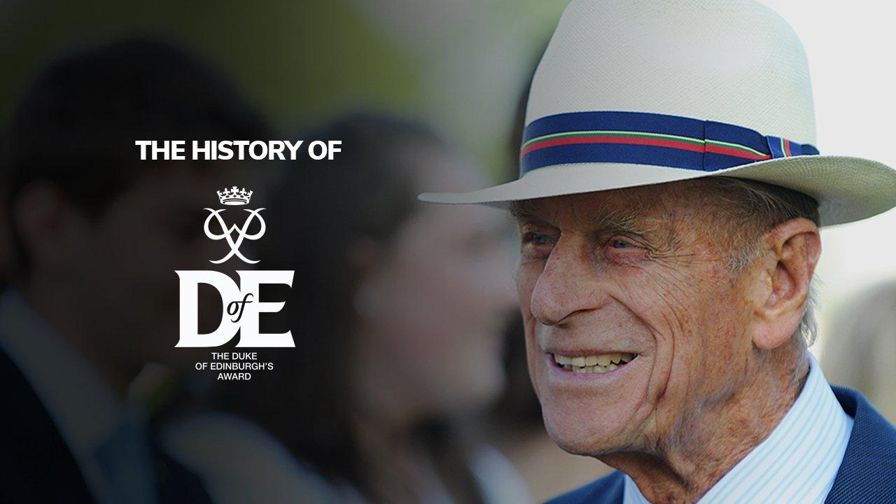 The History of The Duke of Edinburgh's Award