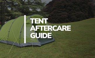 Tent Aftercare