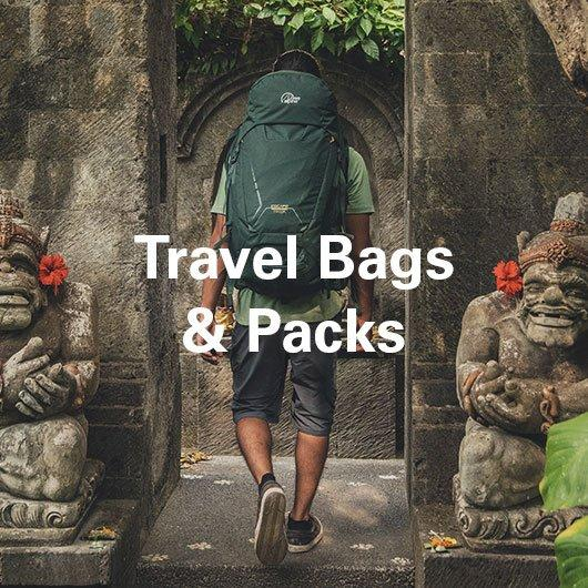Lowe Alpine Travel Bags and Packs