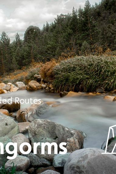 Recommended Routes: The Cairngorms (Scotland)