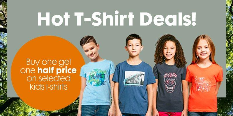 Hot Tshirt Deals
