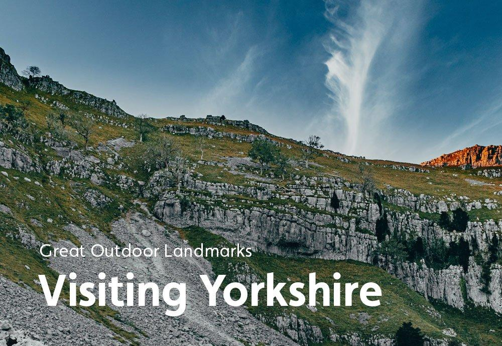 Visiting Yorkshire: Great Outdoor Landmarks