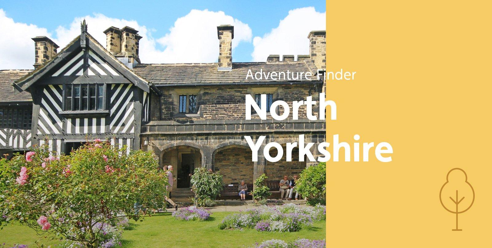 Adventure Finder – North Yorkshire