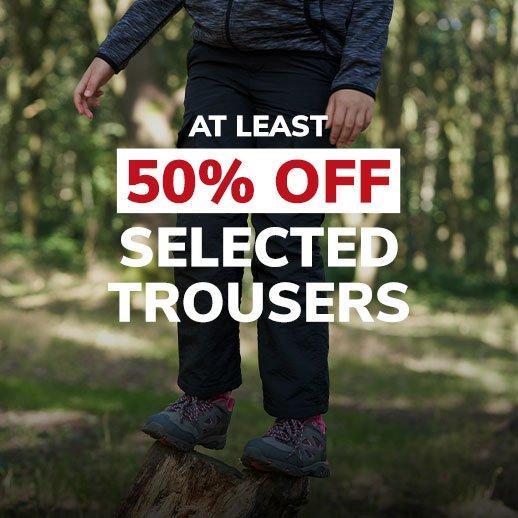 Shop Kids' Trousers