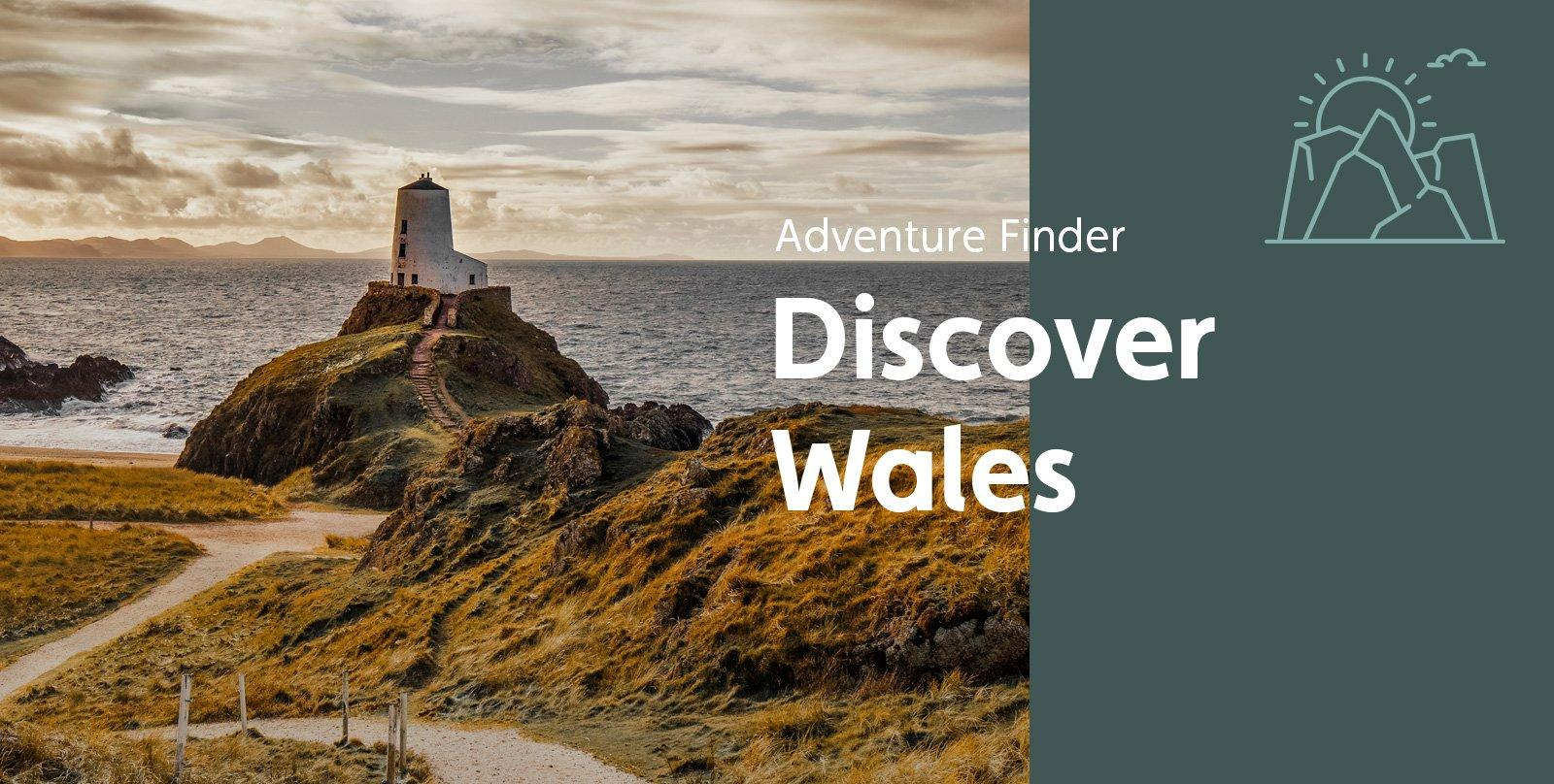 Adventure Finder – Discover Wales