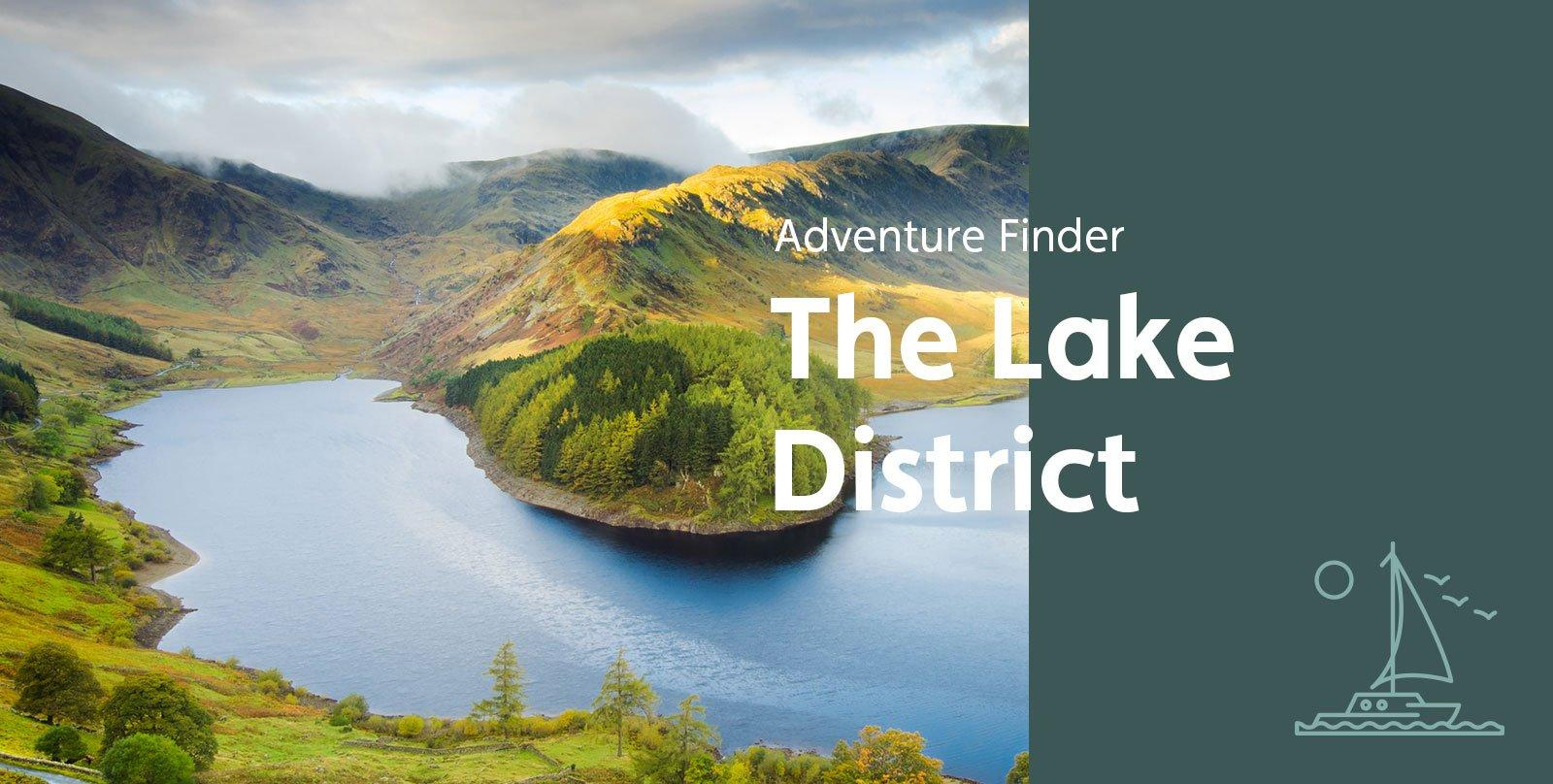 Adventure Finder – The Lake District
