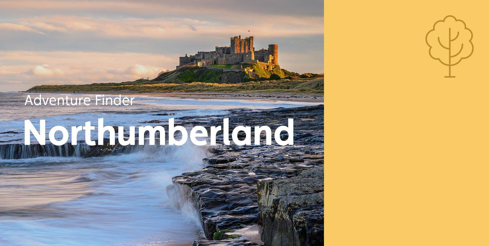Northumberland Adventure Finder