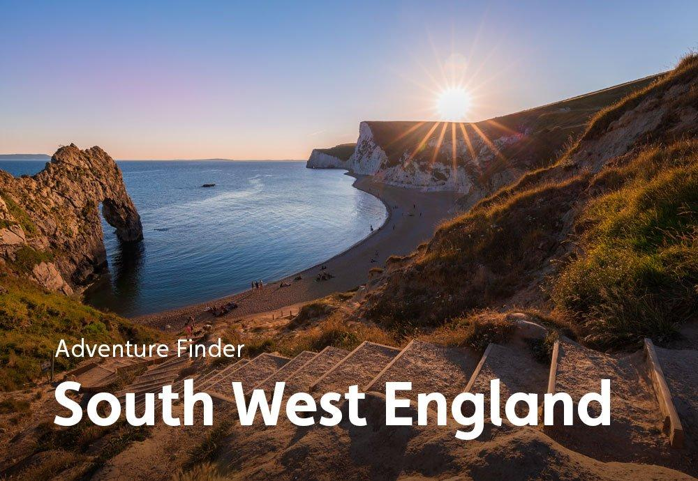 Visiting South West England: Great Outdoor Landmarks