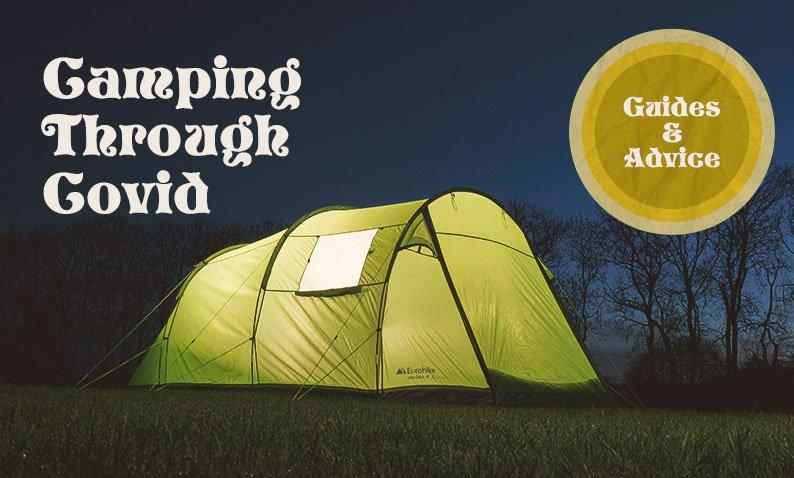 Camping Through Covid