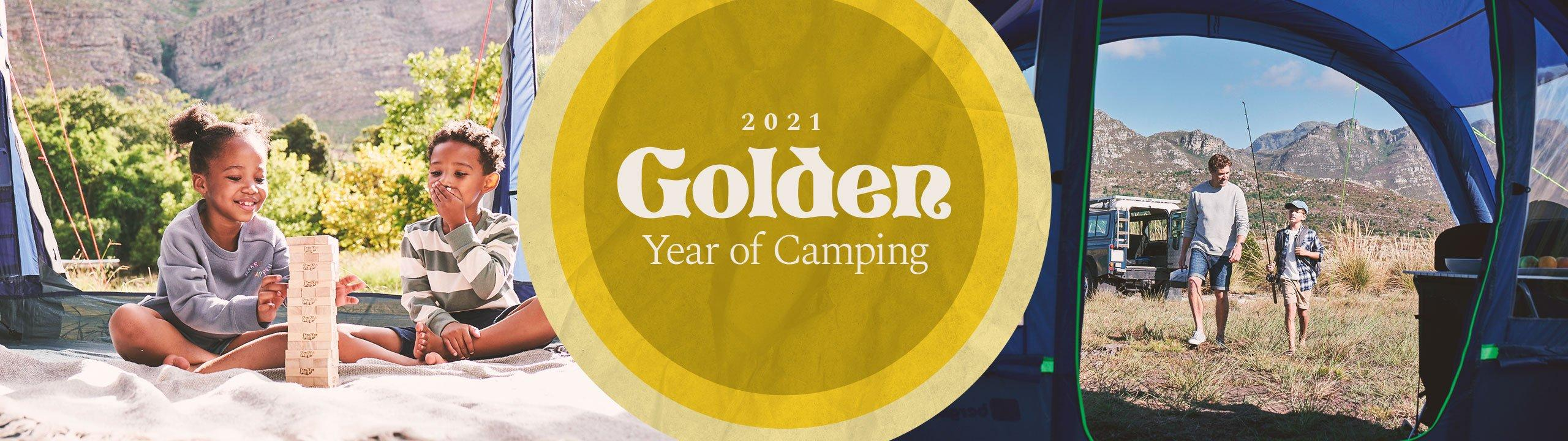2021 - golden Year of Camping