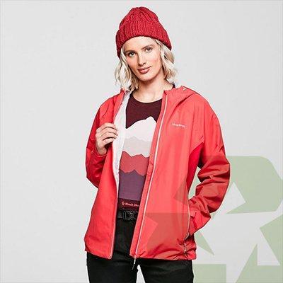 Image of Craghoppers Women's Atlas Waterproof Jacket