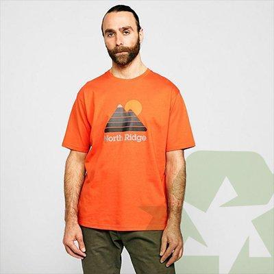 image of North Ridge Men's 90s T-Shirt