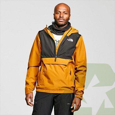 image of The North Face Men's Fanorak Waterproof Jacket