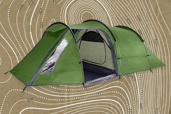 An image of a Vango Expedition Tent