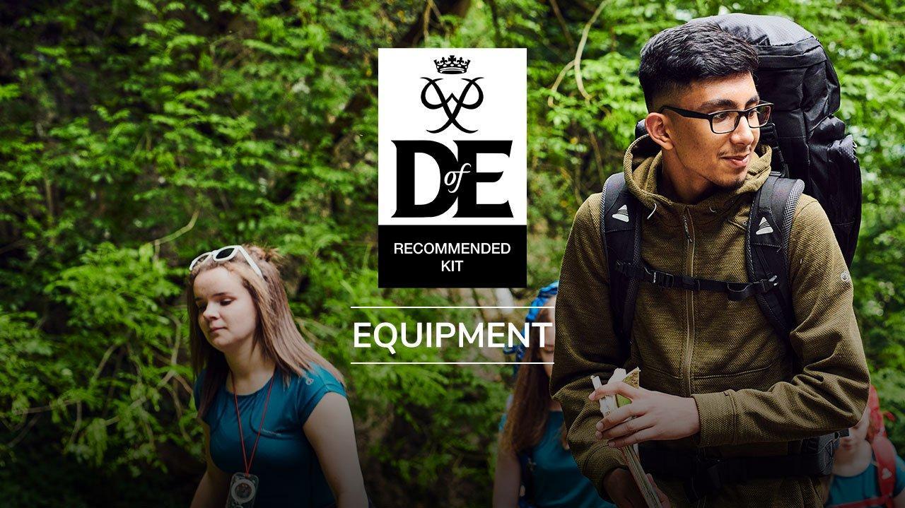 The Duke of Edinburgh's Award Recommended Kit | Equipment
