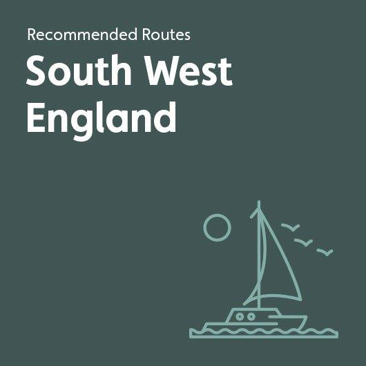 Recommended Routes in South West England