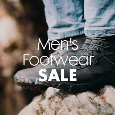 mens footwear