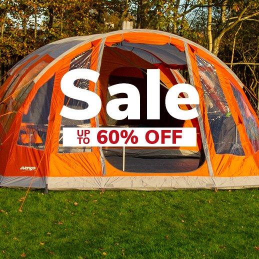 Shop Sale Camping