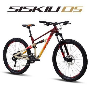 Siskiu D5 bike