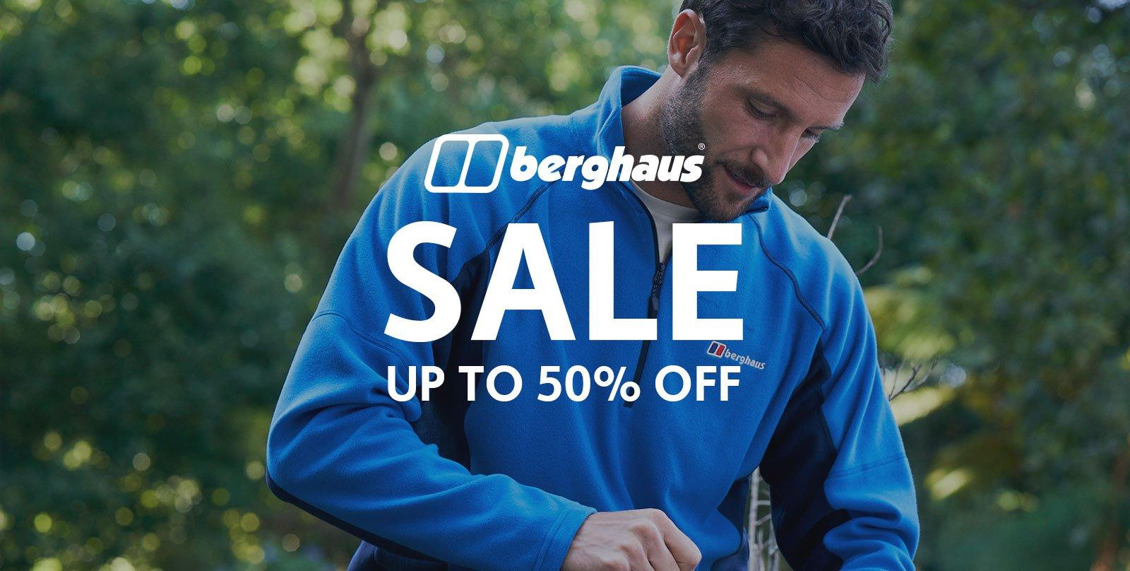 Berghaus Sale - Up To 50% Off