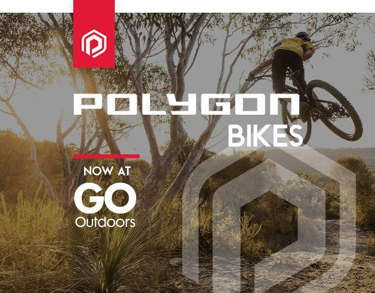 Polygon now at GO Outdoors