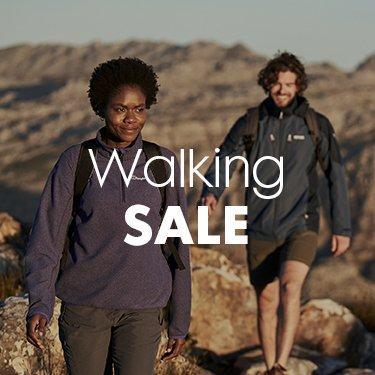 Walking sale