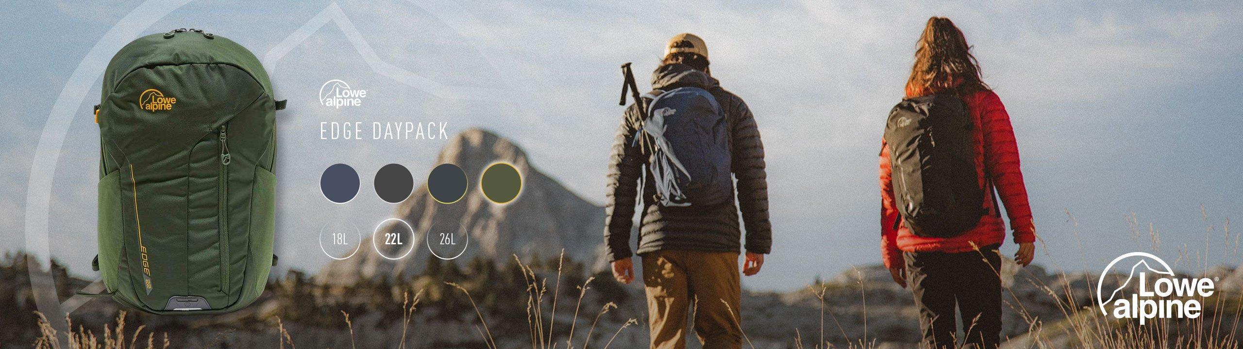 Lowe Alpine Edge Daypacks