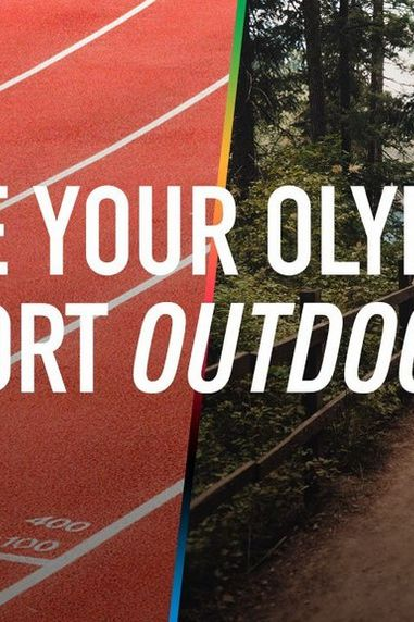 Take Your Olympic Sport Outdoors