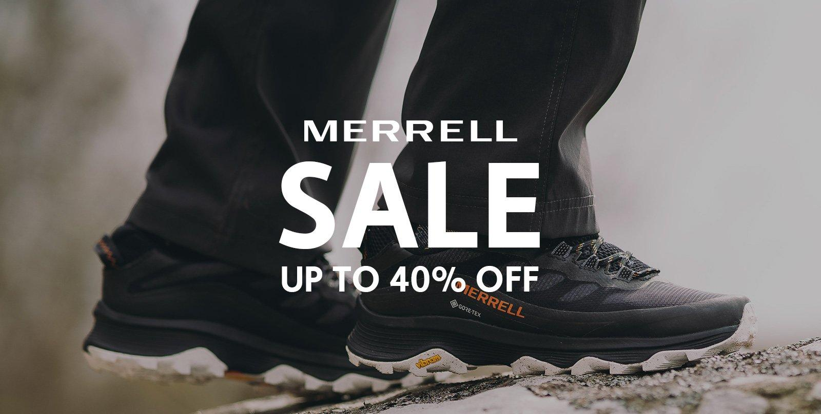 Merrell Sale - Up to 30% Off