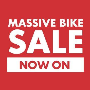 Massive Cycling Sale