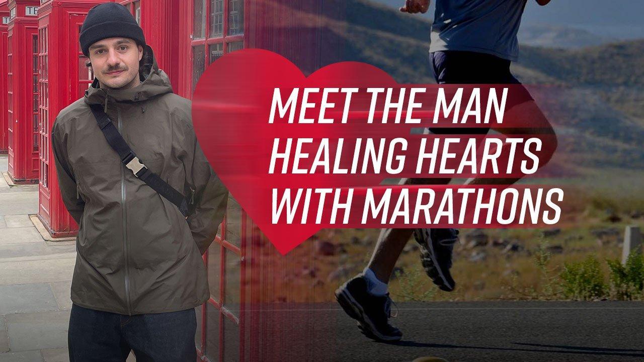 Meet the Man Healing Hearts with Marathons