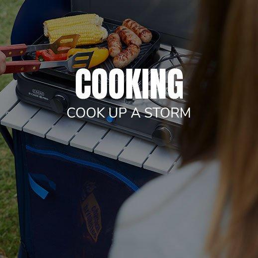Shop Cooking