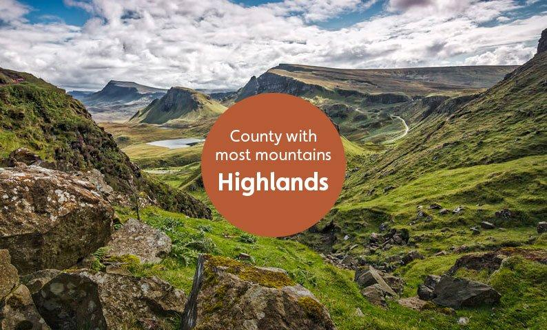 Most Mountains – Highlands