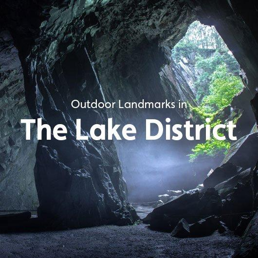 Outdoor Landmarks in The Lake District