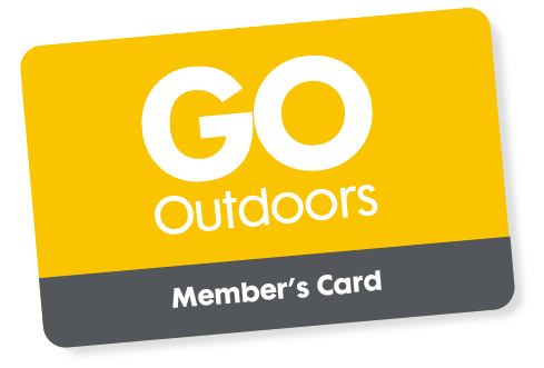 GO Outdoors Member's Card