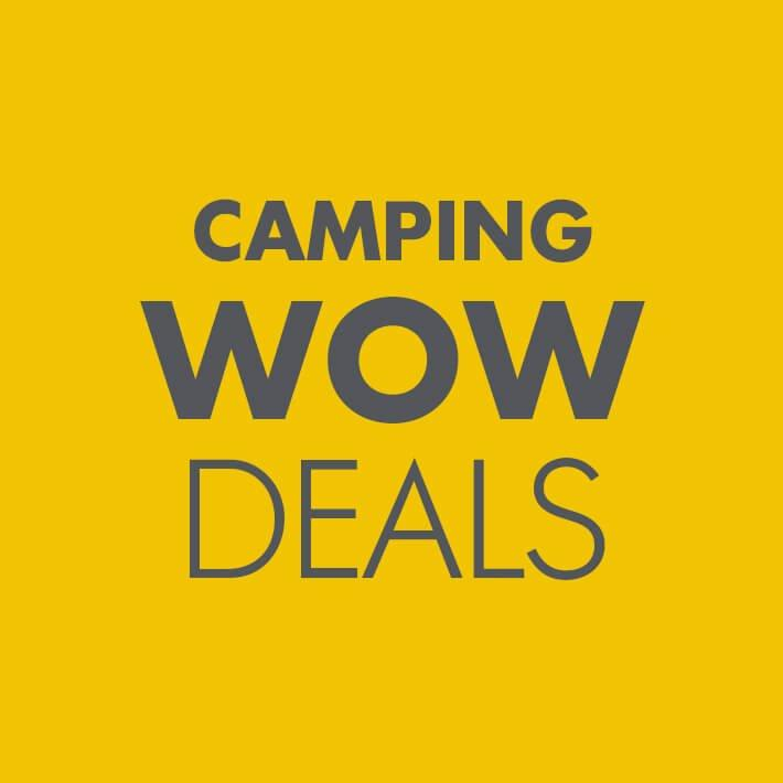 WOW Camping Deals