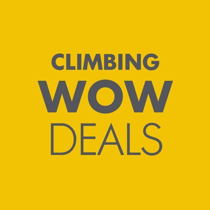 Climbing WOW Deals
