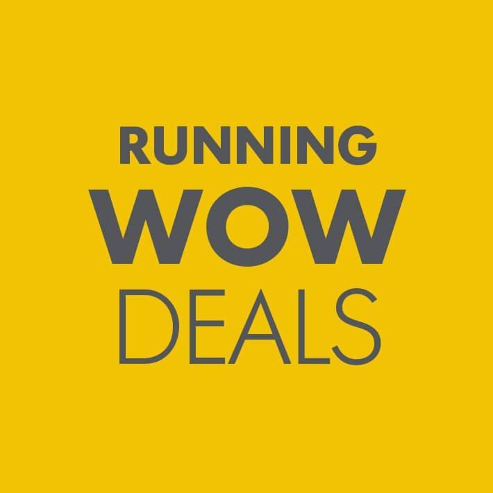 Shop WOW Running Deals
