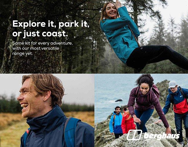 View All Berghaus