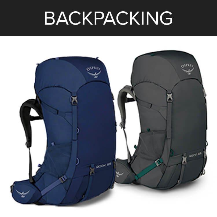 Osprey Backpacking