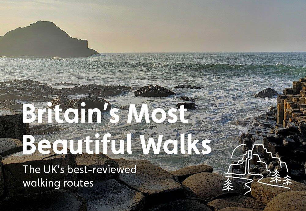 Britain's Most Beautiful Walks
