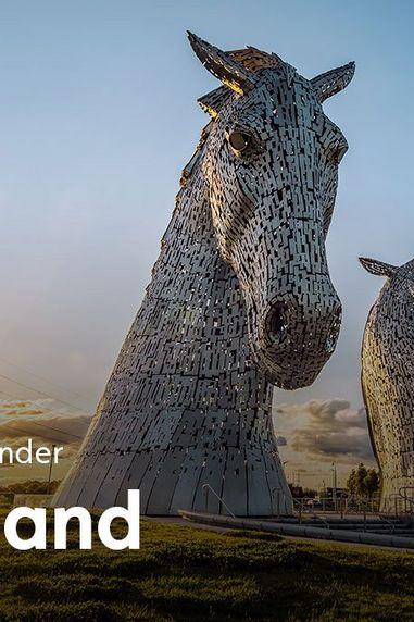 Visiting Scotland: Great Outdoor Landmarks