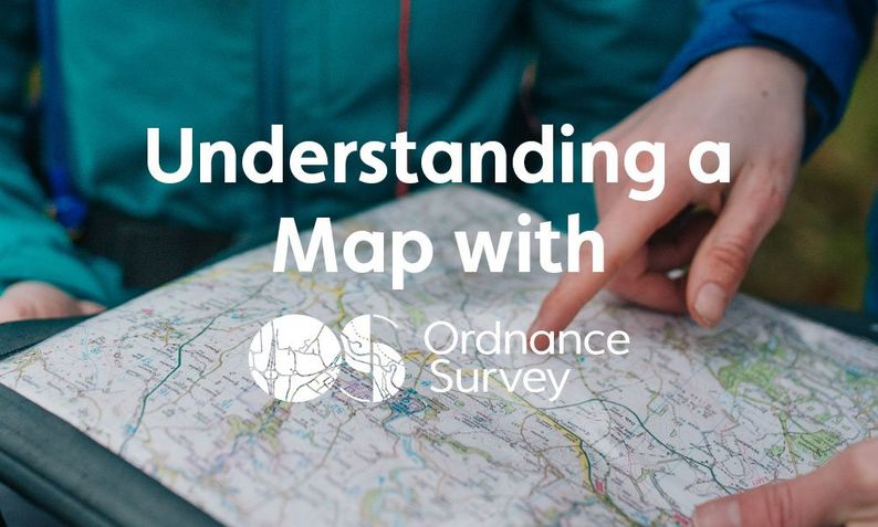 Understanding a Map with Ordnance Survey