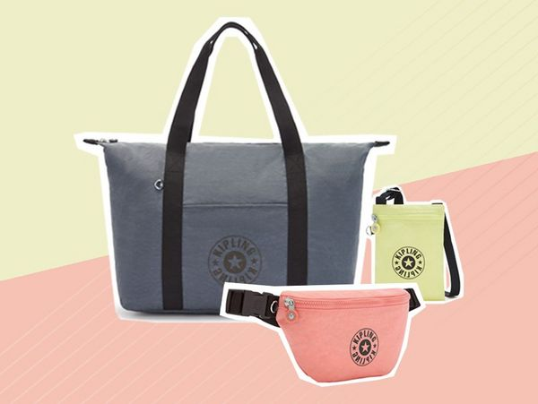 Bring a pop of colour | Kipling