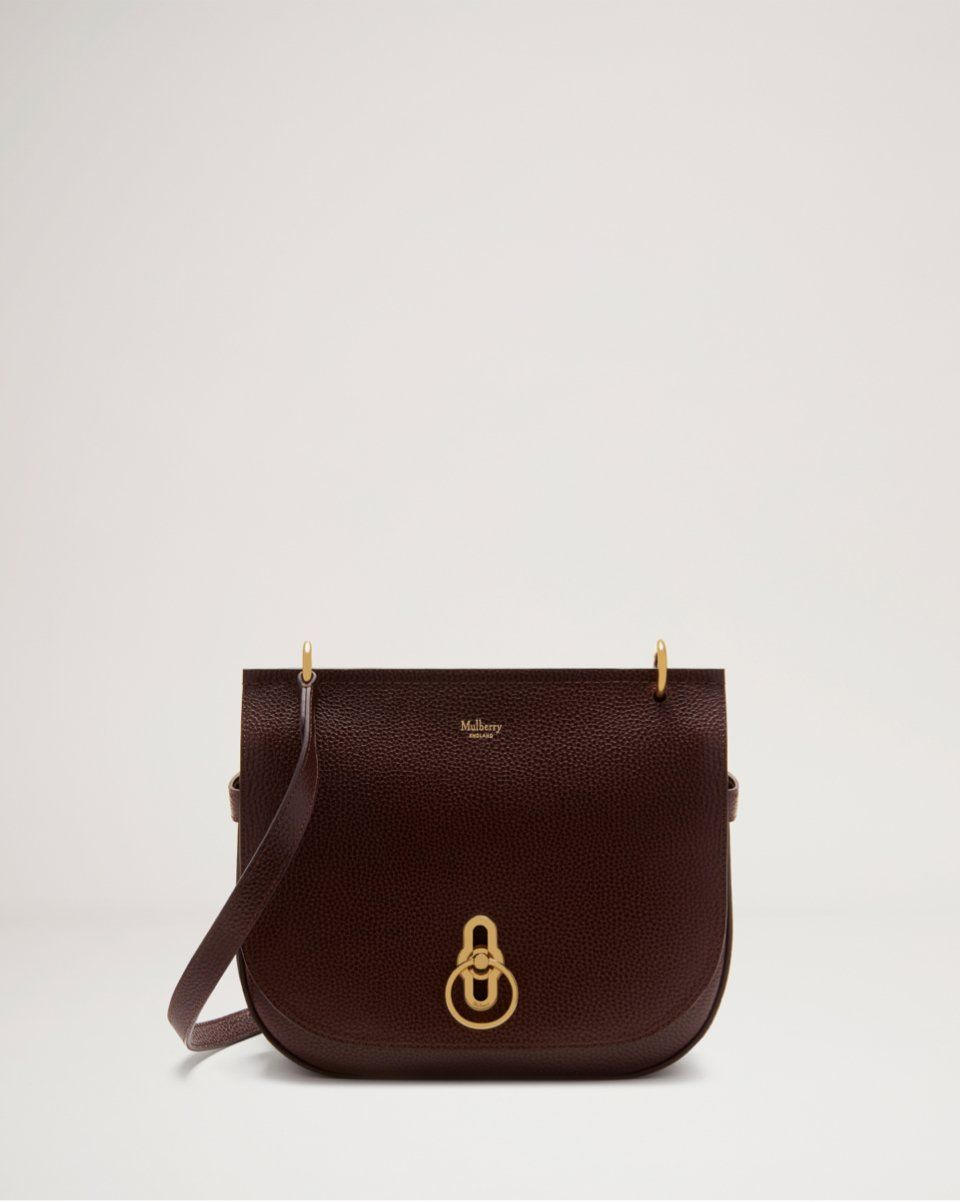 Amberley Satchel Oxblood