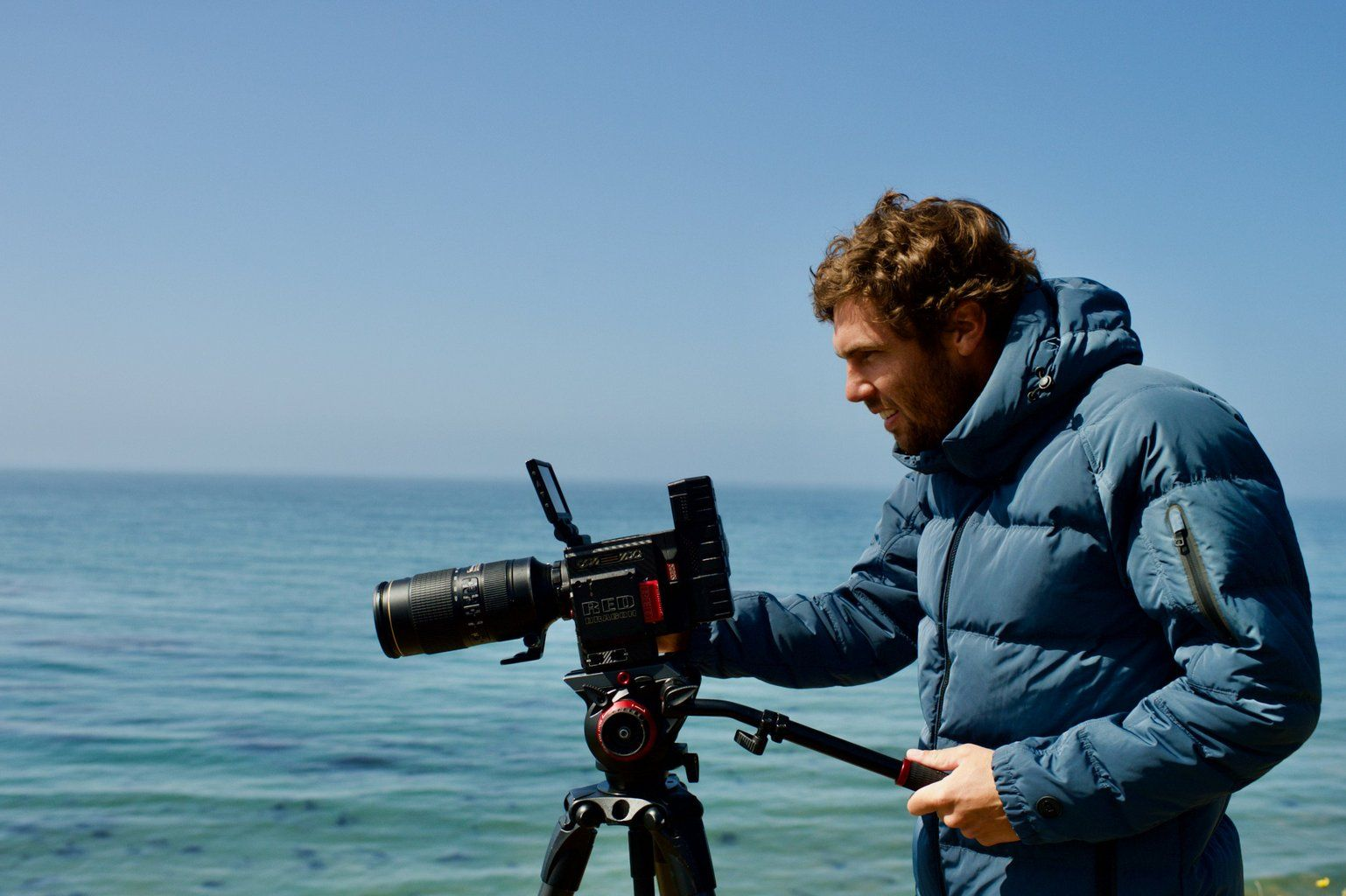 We take a deep dive with the imagemaker behind our Sustainability Campaign Film.